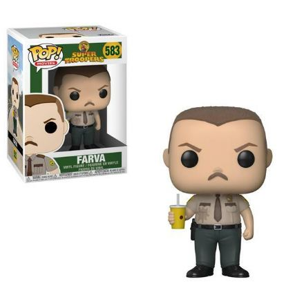 Funko POP Vinyl: Super Troopers Farva